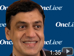 Dr. Madhav Dhodapkar on IMiD-based Combinations in Multiple Myeloma