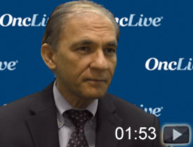 Dr. Munshi on Latest Treatment Developments in Multiple Myeloma