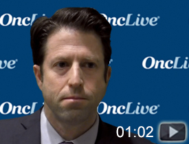 Dr. Musher Discusses the Role of Regorafenib in Advanced HCC