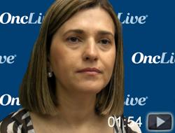 Dr. Mateos on Ixazomib-Lenalidomide-Dexamethasone in Relapsed/Refractory Multiple Myeloma