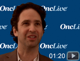 Dr. Nadler on the Impact of Immunotherapy in Squamous NSCLC