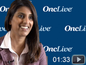 Dr. Naidoo on Studies of Immune-Related Adverse Events in Lung Cancer