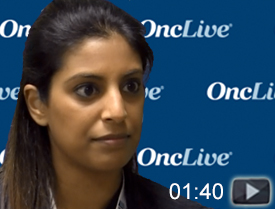Dr. Naidoo on Considerations for Managing irAEs in NSCLC