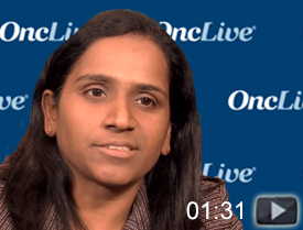 Dr. Nallapareddy on Treatment Options for Left- and Right-Sided CRC