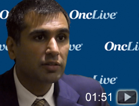 Dr. Narang Discusses Role of Radiation in Pancreatic Cancer