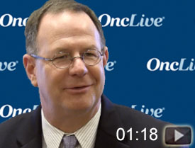 Dr. Naumann on Improving Outcomes With Chemotherapy in Ovarian Cancer