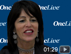 Dr. Silvia Novello on ALK-Rearrangement in Lung Cancer