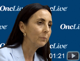 Dr. Oaknin Discusses Findings of the GARNET Study in Endometrial Cancer