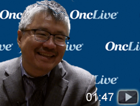 Dr. Oh Discusses Immunotherapy in Prostate Cancer