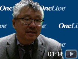 Dr. Oh on the Management of Hormone-Sensitive Prostate Cancer