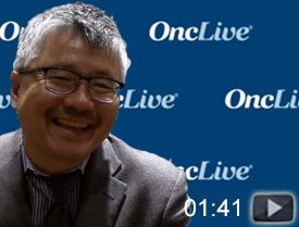 Dr. Oh on Abiraterone Versus Docetaxel in Prostate Cancer
