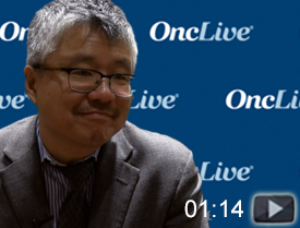 Dr. Oh on the Hormone-Sensitive Setting in Prostate Cancer