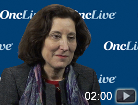Dr. Rugo Discusses Advancements With Biosimilars