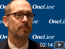 Dr. Overman Discusses ReDOS Study in mCRC