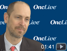 Dr. Overman on the Impact of Nivolumab in mCRC