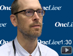 Dr. Michael J. Overman on Immunotherapy in Colorectal Cancer
