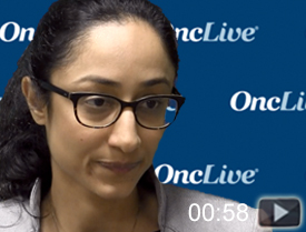 Dr. Padda on Novel Combinations for EGFR+ NSCLC