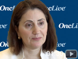 Dr. Papadimitrakopoulou on Importance of More Targeted Therapies in NSCLC