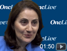 Dr. Papadimitrakopoulou on Biomarker-Driven Clinical Trials in NSCLC