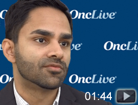 Dr. Patel Discusses Promise of Acalabrutinib in MCL