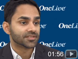 Dr. Patel on Ibrutinib in Real-World Setting Versus Clinical Trials