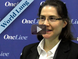Dr. Pelosof on the Increasing Incidence of Never Smokers in NSCLC