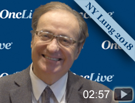 Dr. Perez-Soler on Efficiency of NGS in Lung Cancer