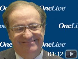 Dr. Perez-Soler on Improved Outlook for Patients With Lung Cancer