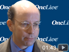 Dr. Perl on Evolving Treatment in AML