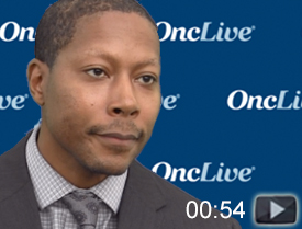 Dr. Phillips Discusses Novel Treatment Regimen in MCL