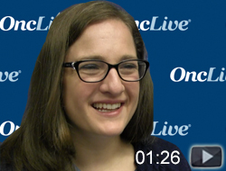 Dr. Elizabeth Plimack on Consideration Regarding Nivolumab in RCC
