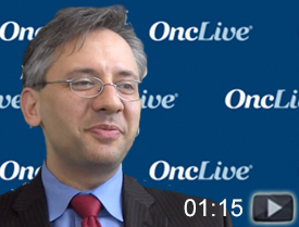 Dr. Pishvaian on Molecular Alteration in Pancreatic Cancer