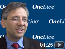 Dr. Pishvaian on Implications of Entrectinib Study in Pancreatic Cancer