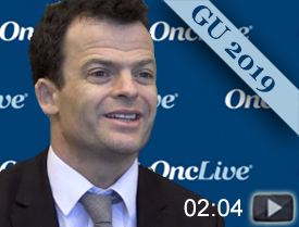 Dr. Powles on Potential With Durvalumab in Papillary RCC