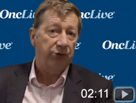 Dr. Primrose on Adjuvant Capecitabine For Biliary Tract Cancer