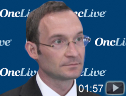 Dr. Loppenberg on Benefits of Local Treatment for Metastatic Prostate Cancer