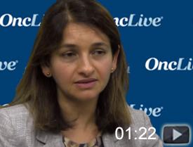 Dr. Raje on Quadruplet Regimens in Myeloma