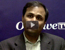 Dr. Ramalingam Explores Cytotoxics in Lung Cancer