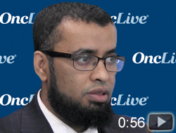 Dr. Mohammed Haseebuddin on Expanding Role for Immunotherapy in RCC
