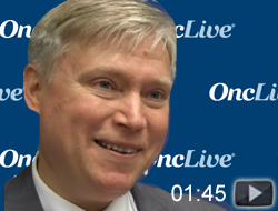 Dr. Martin Reck on Docetaxel/Ramucirumab in NSCLC