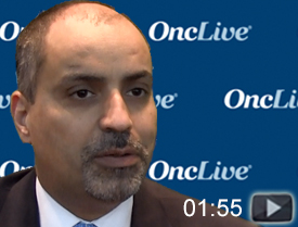 Dr. Rimawi Discusses KATHERINE Trial in HER2+ Breast Cancer