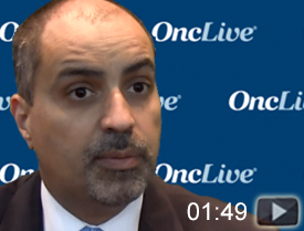 Dr. Rimawi Discusses Role of TKIs in HER2+ Breast Cancer