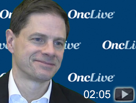 Dr. Rini Discusses Tivozanib in Advanced RCC