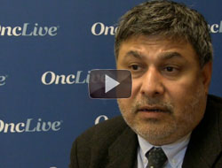Dr. Rizvi on Pseudo-Progression in Lung Cancer
