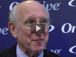 Dr. Steven Rosenberg on the Curative Potential of Adoptive Cell Therapy
