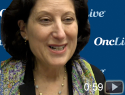 Dr. Hope Rugo on Safety of Trastuzumab Biosimilar for HER2+ Breast Cancer