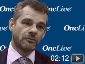 Dr. Rule on Patients With p53-Mutated MCL