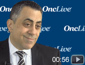 Dr. Bekaii-Saab Discusses the Next Steps With Regorafenib in CRC