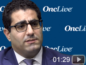 Dr. Sabari Discusses Immunotherapy Biomarkers in NSCLC