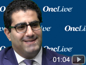 Dr. Sabari Discusses Role of Immunotherapy in SCLC
